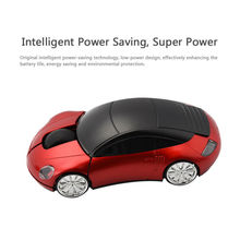 1000DPI Mini 2.4G Wireless Car Optical Mouse For PC Laptop + USB receiver Cool Fashion Mice