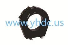 YHDC ZCT080 Input 200A Output 1.5mA Hole size 80mm 1:133 Zero sequence Current transformer Voltage 660V Plate-type