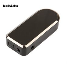 kebidu Bluetooth 4.0 Transmitter Powerful Portable Wireless Stereo Audio Music Transmitter with A2DP for Tablet TV PC iPod MP3(China)