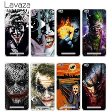 Lavaza batman joker Dark Knight Cover Case for Xiaomi Redmi Note Mi 3 3S 4X 4 4A A1 5 5A 5S 5X MI5 MI6 Pro Plus Cases(China)