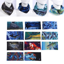 New Arrival Cheap Unisex Cycling Headwear Elastic Bicycle Headband Wrap with UV Resistance Outdoor Camp Hike Head Scarves Wear