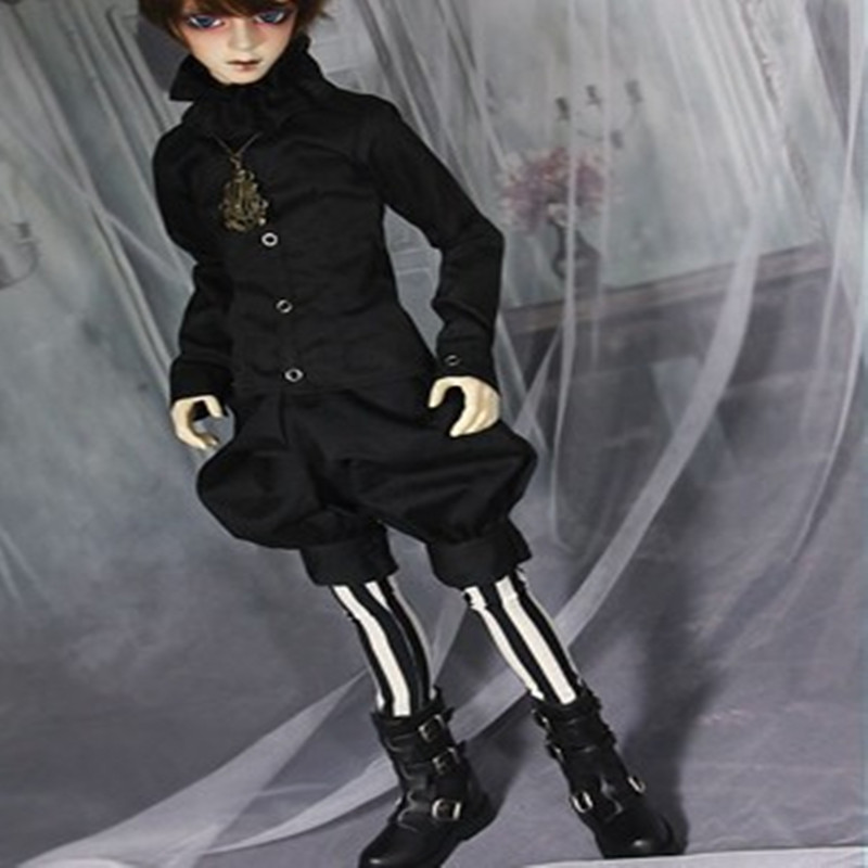 AD bjd SD doll doll clothes uniform sailor suit clothing 70cm3 4 boys set the spot adb023<br>