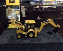 Diecast Masters Caterpillar Cat 432F2 Backhoe Loader 1/50 Scale Model 85249(China)