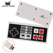 Wireless Gaming Controller For NES Classic Edition Mini Gamepad For Nintendo With Receiver Joystick Console For Wii Game Pad(China)