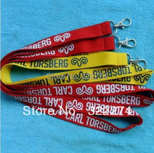 15MM printed logo cheap business exhibition meeting lanyard neck strap custom your own company logo lanyard Wholesale