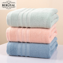 New 2017  MMY Brand New Arrival Towel Set Promotion --1PC 100% Cotton Bath Towels Long Plush Quick Dry Bathroom Towel for Adults