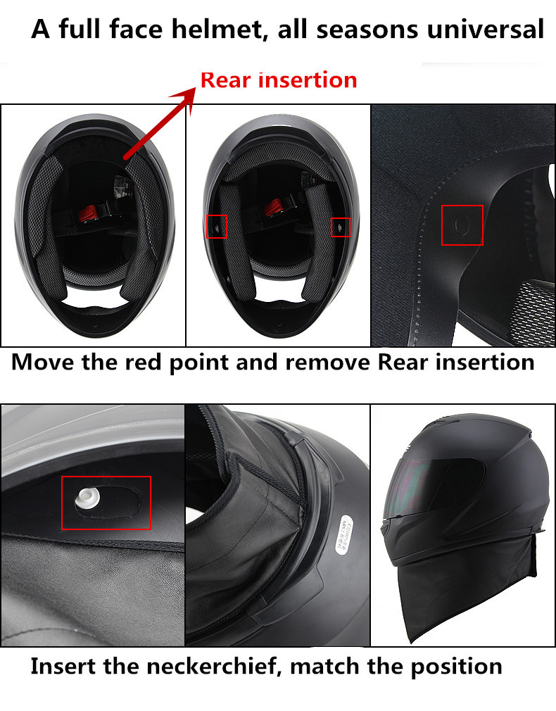 how to use the neckerchief