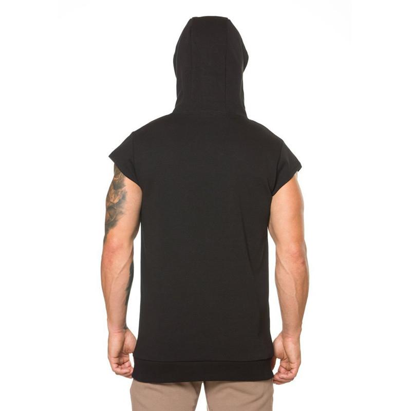 Camouflage fitness Men Sweatshirt-2
