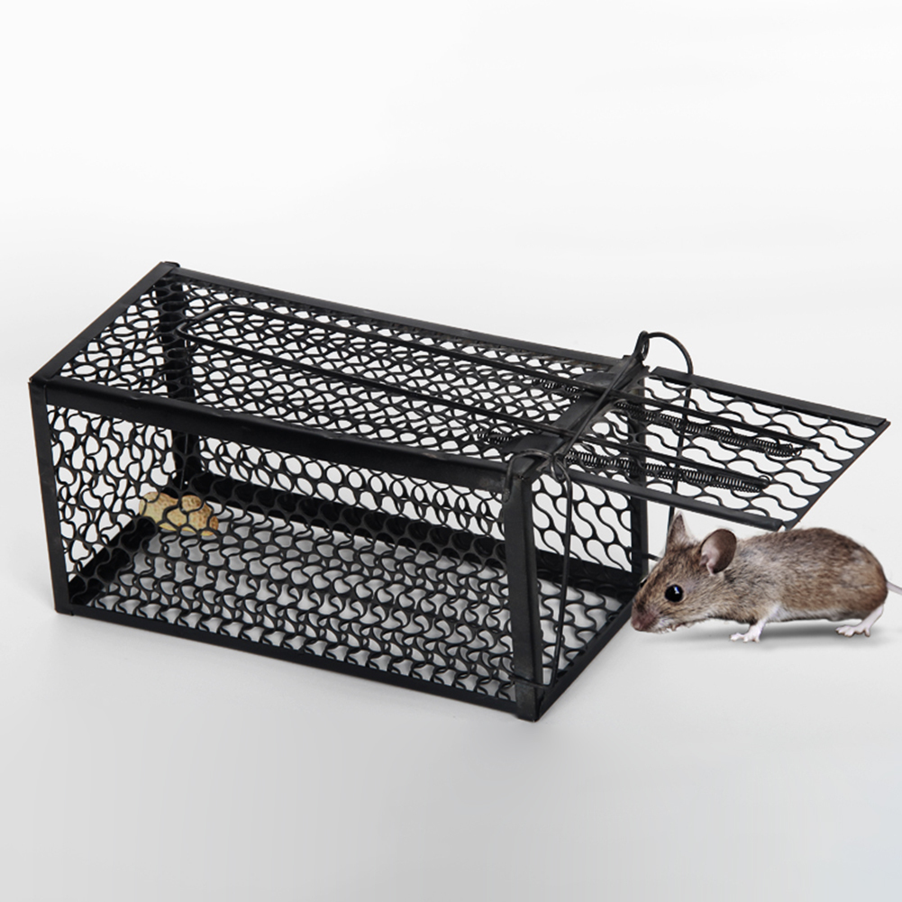 1pcs Rat Cage Mice Rodent Animal Control Catch Bait Hamster Mouse Sturdy 1 X Trap