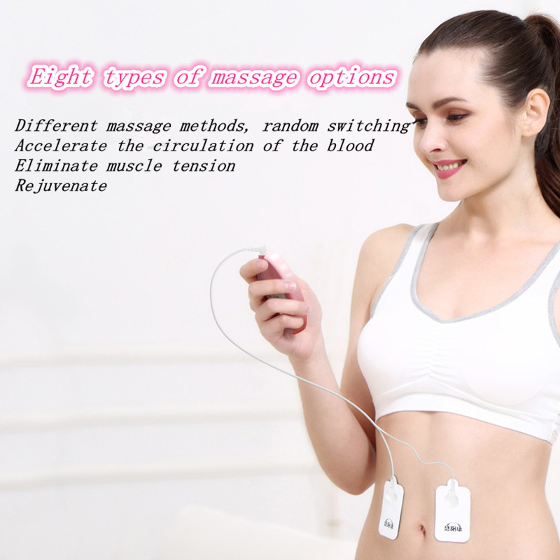 Accupuncture therapy body neck shoulder waist cervical acupoints digital meridian massage apparatus<br>