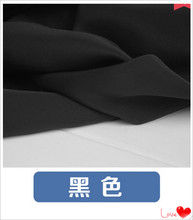 A6 Width 150cm Sewing accessories Good quality Kose Bao Dance Costume clothes chiffon fabric sleeves costume Hanfu(China)