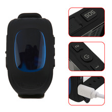 Hot New Promotion Q50 Smart Phone Watch Kids LCD S Q50 GSM GPRS Locator Tracker Anti-Lost Kids Watch for IOS Android Without GPS
