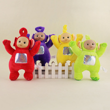 26cm Teletubbies Plush Doll Toy Lovely Cartoon Stuffed Doll Animals Plush Education Toys For Baby One Piece