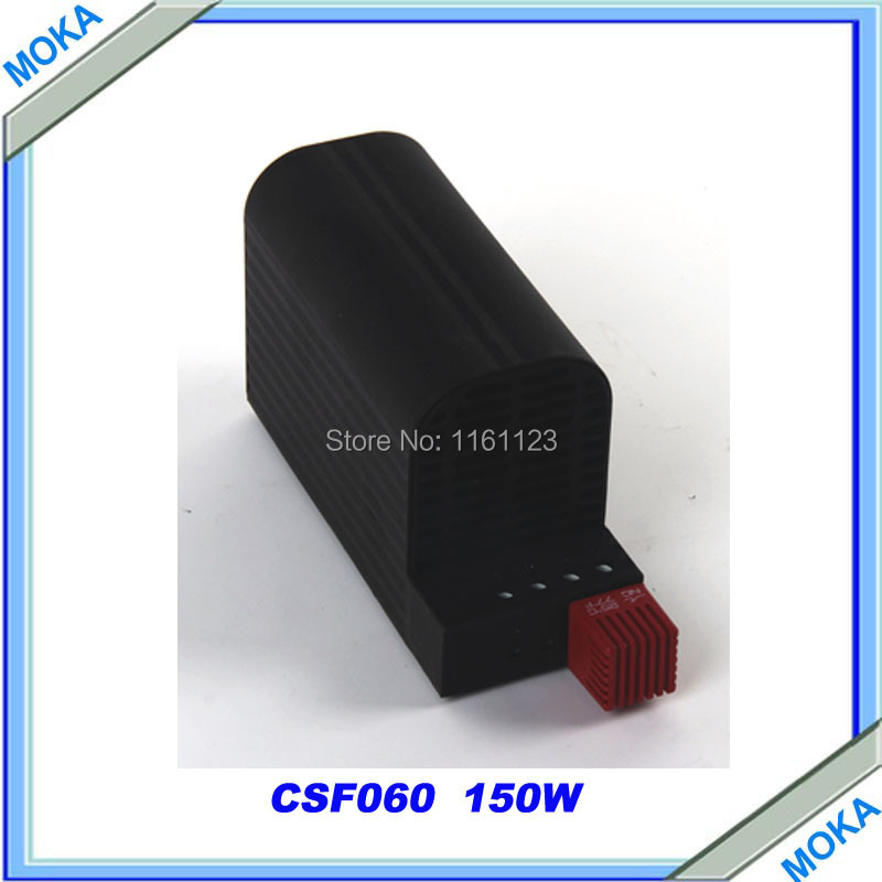 Free Shipping Top Quality 150w Din Rail Type Industrial Heater Touch-safe Heater CSF 060 Series<br>