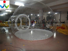 6*8M Tent Transparent Inflatable Camping Tent