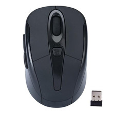 NEW 2.4GHz USB OpticaFactory Price Wireless Mouse USB Receiver Mice Windows 2000/XP/Vista/Linux/Win 7/MAC computer accessoroes(China)