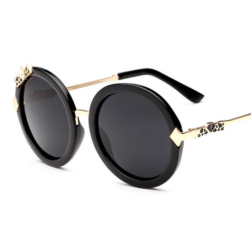 Laura Fairy Brand Sunglasses Women Bow Decoration New Design Temple Vintage Round Sunglasses Summer Style Oculos De Sol Feminino<br><br>Aliexpress