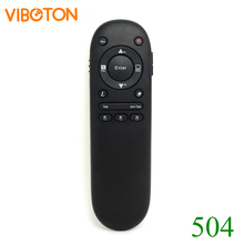[Free Shipping] VIBOTON 504 Multi-Functional Laser Pointer Pen+2.4G Wireless Remote Control for Office