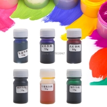 Liquid Silicone Resin Pigment Dye DIY Making Crafts Jewelry Accessories 10g-W128(China)