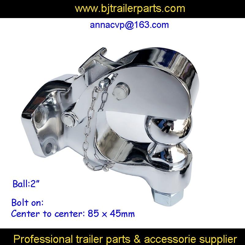 "Heavy Duty Tow Bar 3/"" Drop Plate  4 Hole Adjustable Pin Hitch Caravan Ball"