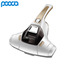 Pooda Mite Removal Handheld Vacuum Cleaners UV Sterilization Household Cleaner Home Cleaning Sweeping Suction Vacumm Cleaner(China)