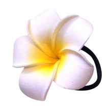 Shocking Show Girls Flower Wedding Bride Headwear Hairring Coil Hair Band