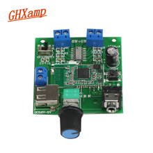 Buy Ghxamp 6W+6W Bluetooth Amplifier Wireless Audio Board V2.0 Class D Guitar Desktop Audio Speaker Diy DC3.6-5V for $11.30 in AliExpress store