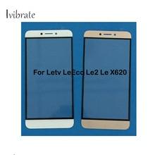 2pcs Letv LeEco Le 2 Le X620 Touch Screen Digitizer TouchScreen Glass panel Le2 X 620 Without Flex Cable Replacement