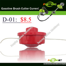 Free Shipping buy 4 get 1 free lawn mower trimmer head brush cutter head grass cutting machine gasoline lawn mower D-01