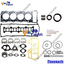 Mitsubishii 4M51 4M51T Full gasket set ME994104 with head gasket ME240708 for MITSUBISHI CANTER 4900 4M51 diesel engine parts