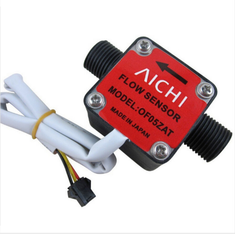 1pcs G1/2 Flowmeter High-precision Oil Flow Meter Milk Water Liquid Oval Gear Flow Sensor Switch Counter<br><br>Aliexpress