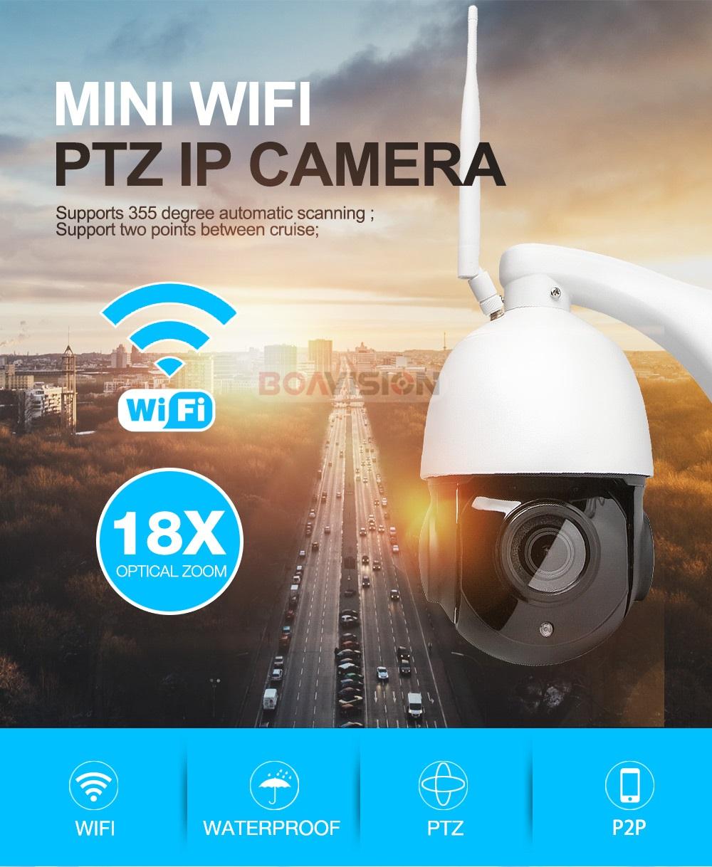 01 Wireless IP Camera