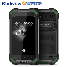Blackview BV6000 4G Smartphone 4.7 inch HD MTK6755 Octa Core Android 6.0 3GB RAM 32GB ROM 13MP Cam Waterproof IP68 Mobile phone