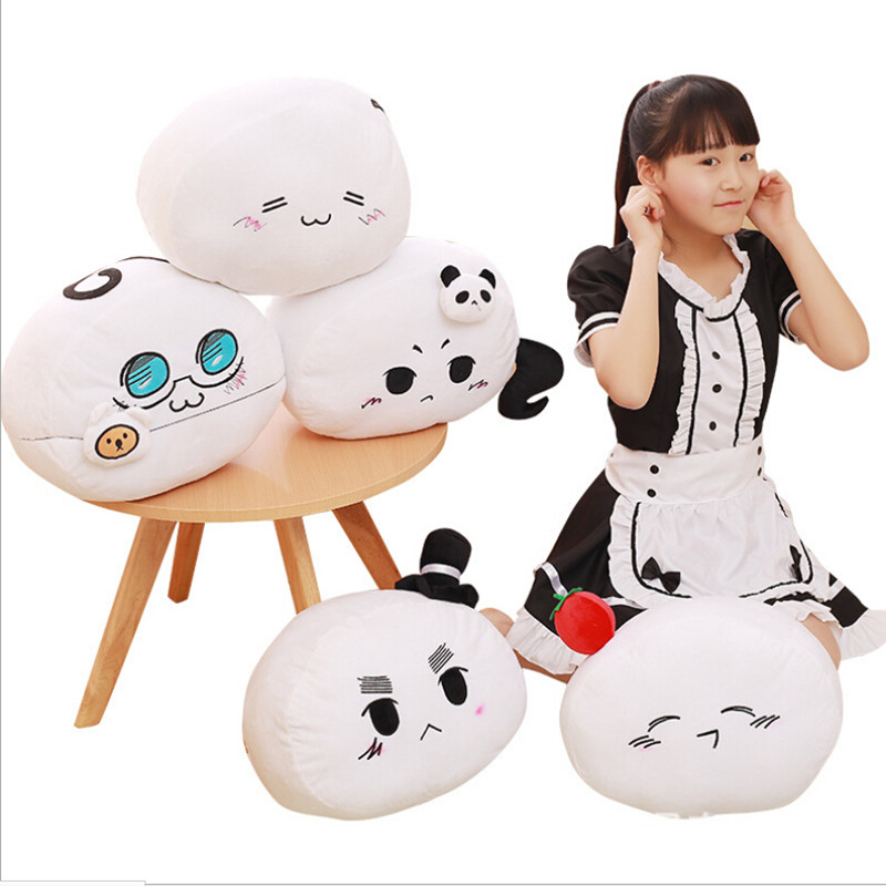 Kawaii APH Emoji Face Cartoon Plush Toy Axis Powers Hetalia Peluche Doll for Kids Gift Cute Stuffed Toys for Home Sofa Pillow<br><br>Aliexpress