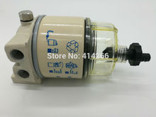 R12T 120AS replacement fuel water separator filter diesel engine truck FOR Racor parker +free shipping