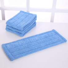 New Style Thickening Sponge Super-absorbent Flat Mop Head Durable Replacement Mop Cloth(China)