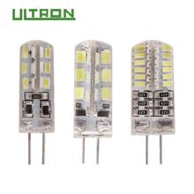 ULTRON LIGHTING DC12V G4 LED Bulb 3W 5W 6W LED G4 Lamp Light for Crystal Chandelier G4 LED Lights Lamp Replace halogen Spotlight