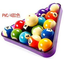 suzakoo Multi-color Snooker frame Club Billiards tripod accessories Pool Stand swing ball rack