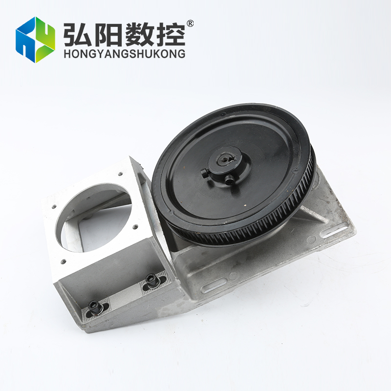 Integrated type Straight tooth/helical tooth belt gear box,gear box gear rack and synchronous wheel reducer box cnc parts 1.25<br>