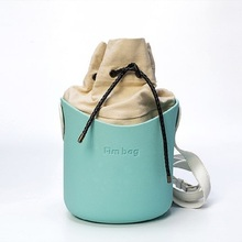 DIY Bucket Mini Messenger Bag Beach O Bag Price Women's Bags Fashion Obag Ambag Handles Accessories EVA Dollar Price tote bag