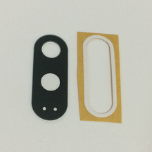 100pcs/lot New Rear Back Camera Lens Glass Cover with Adhesive Sticker for Motorola MOTO G4 Plus Replacement Parts(China)