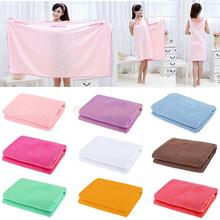 New Wearable Drying Towel Washcloth for Bath Shower Beach Swimming Spa Sauna Holiday Travel Towel