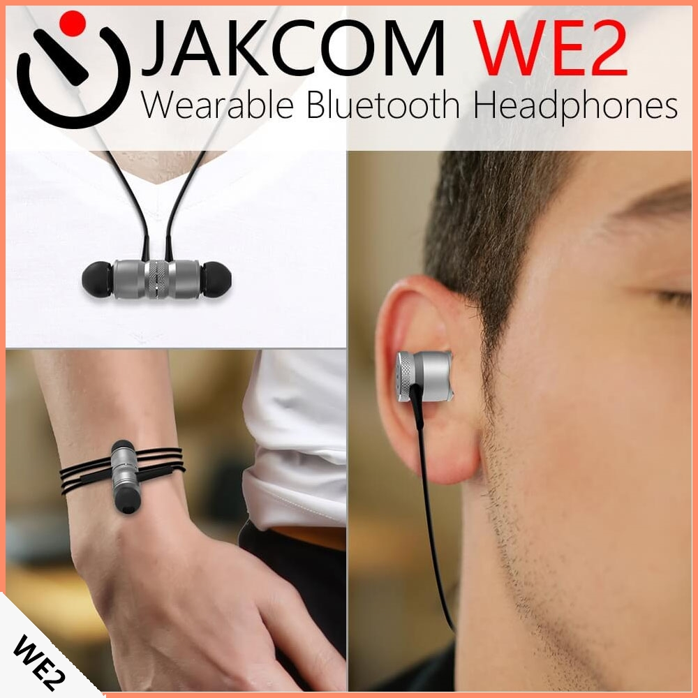 Jakcom WE2 Wearable Bluetooth Headphones New Product Of Hdd Players As Great For Bee Arabic Tv Dvd Player Hdd Media Player(China (Mainland))
