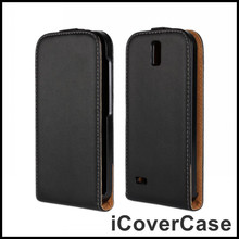 For Huawei G610 Case Mobile Accessory Leather Wallet Card Slot Stand Bag Smartphone Back Shell For Huawei G610 Phone Cover(China)