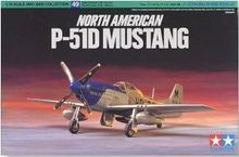 Tamiya assembled aircraft model 60749 1/72 American P-15D MUSTANG Mustang fighter