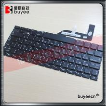 New A1398 Arabic Keyboard For MacBook Retina Pro 15 Inch A1398 AR Layout Version Keyboards Replacement Tested OK
