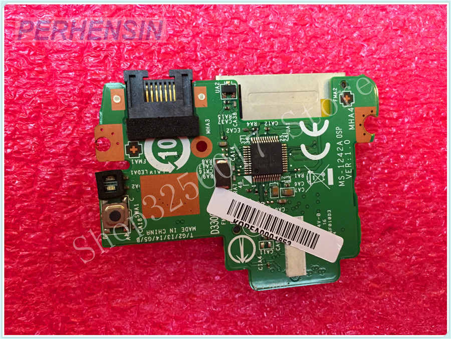 FOR MSI FOR Notebook Wind12 U200 U230 U250 U270 MS-1242  SD READER WLAN BOARD MS-1242A<br>