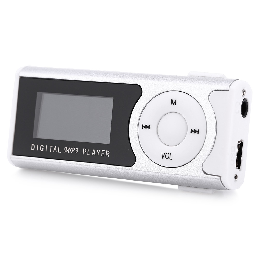 Mini Portable 1.1 Inch LCD Screen MP3 Player High Quality Audio Player E-book FM Support 32GB TF Card Digital(China (Mainland))