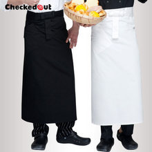 071980 chef bust long aprons men overalls hotel restaurant kitchen supplies fashion simple atmospheric free shipping