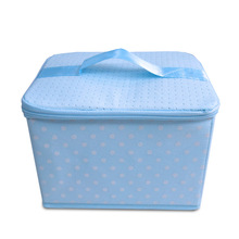 Cute Non-Woven Fabric Toys Organizer Storage Box Children's Toy Books Sundries Shoes Clothing Storage Box 19*14*15cm